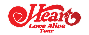 Heart - Love Alive Tour